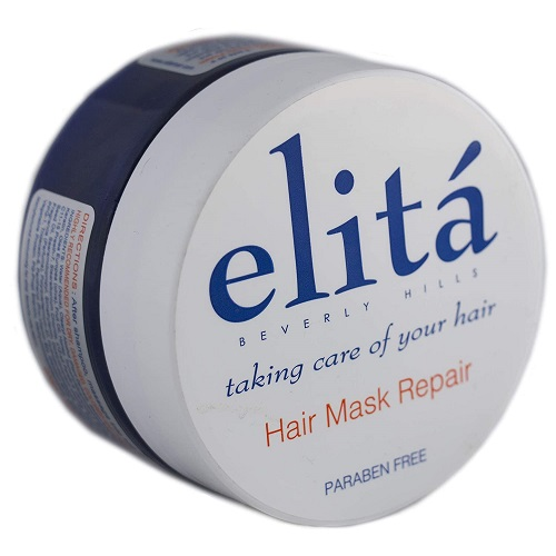 Hair Mask Repair 8 oz elita hair beverly hills
